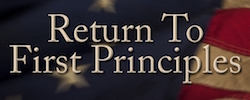 Return-To-First-Principles